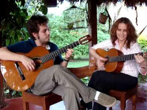 Musica Paraguaya. Punteada Okara.