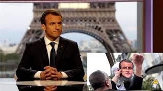 Макрон похоже окончательно теряет рейтинг. Франция бурлит
