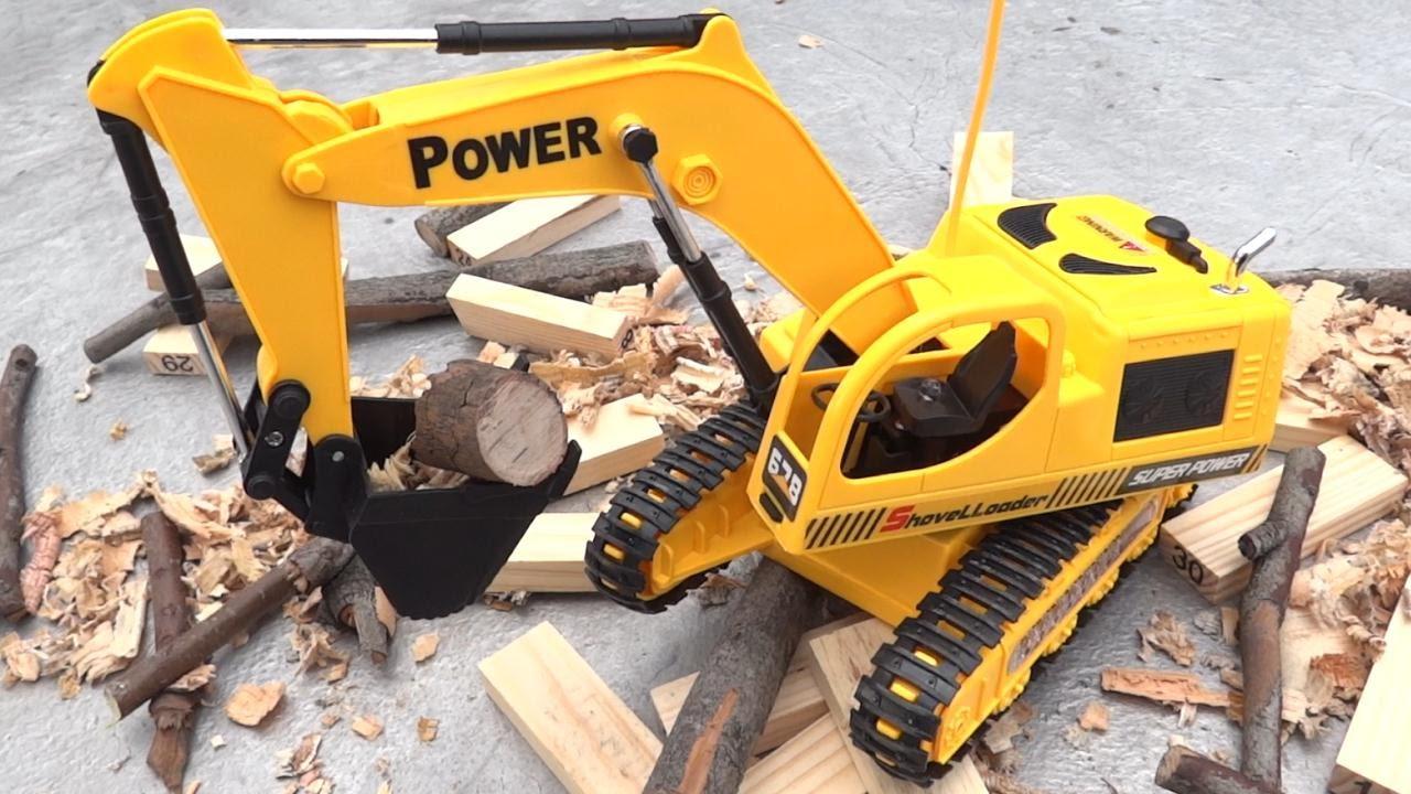 Control Crawler Con Oruga Excavator Trepa Juguete Retro Excavadora Rc Climb Remoto Obstaculos cuTlFK1J35