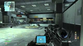 MW3 - Barret 50cal infected MOAB On Terminal [HD]