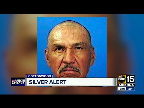 Silver Alert issued for missing Cottonwood man Melvin Martin
