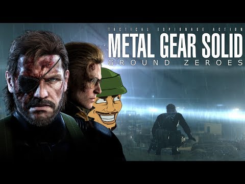 Metal Gear Solid V: Ground Zeroes - Assassin Snake (PS4 Live Comm)