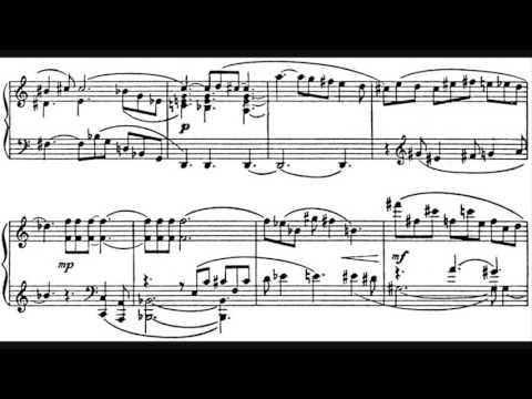 Sergei Prokofiev - Piano Sonata No. 7