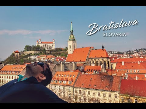 Bratislava • Slovakia | Travel Tales by iMz