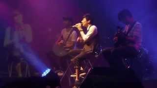 JJ Lin 林俊傑/林俊杰 - 她說, 心牆, 只對你有感覺 Acoustic Live