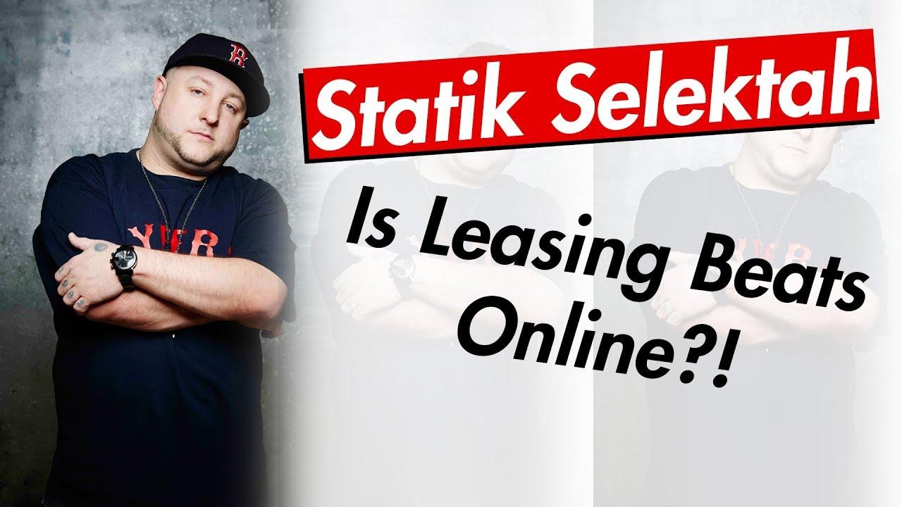Statik Selektah is Selling Beats Online 2019?  (Statik Selektah Interview 2019)