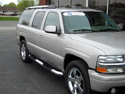 2006 Chevrolet Suburban Ltz Stock P7422 From Diepholz