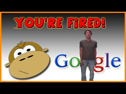 Update: GOOGLE FIRES EMPLOYEE WHO WROTE MEMO #GoogleChallenge