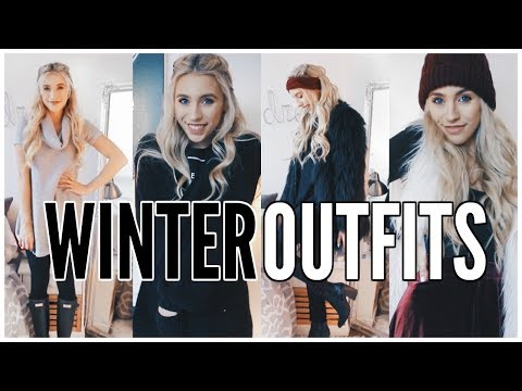 Winter Outfits Of The Week