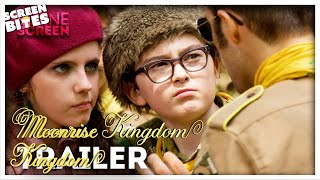 Official Trailer (Universal Pictures)   Moonrise Kingdom   SceneScreen
