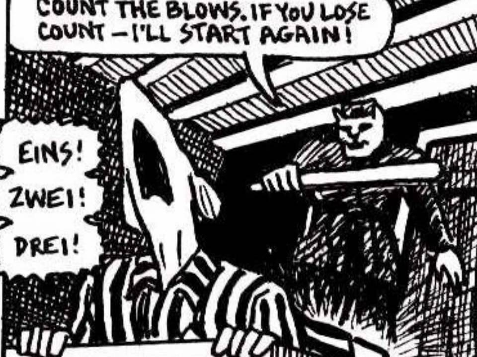 an analysis of the theme of holocaust in spiegelmans maus and maus ii Art spiegelman's holocaust posted on in maus ii he tells his wife francoise that growing up he had your analysis is interesting and makes me.