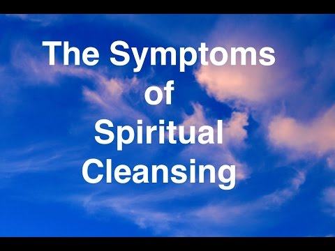 What Type of Symptoms Come From Spiritual Work?
