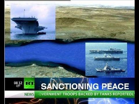 CrossTalk on Iran: Sanctioning Peace