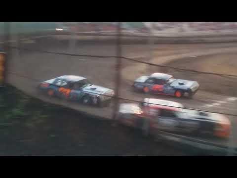 Street Stock Dash Macon Speedway