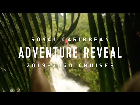 Royal Caribbean   Adventure Reveal 2019-2020 Mp3