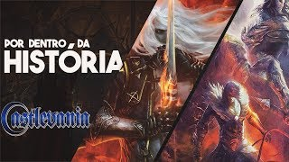 A HISTÓRIA DE CASTLEVANIA LORDS OF SHADOW: MIRROR OF FATE