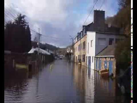 Inondations Saint Brieuc