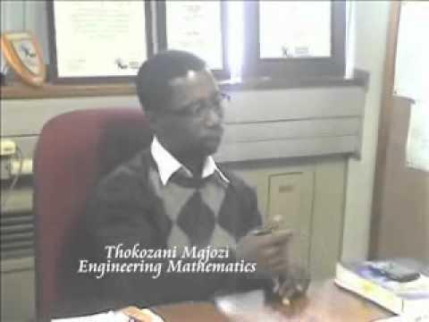 No Engineering without Mathematics with Thokhoza Mojozi