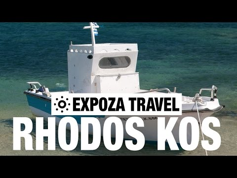 Rhodos Kos Vacation Travel Video Guide • Great Destinations