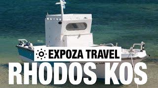Rhodos Kos Vacation Travel Video Guide • Great Destinations