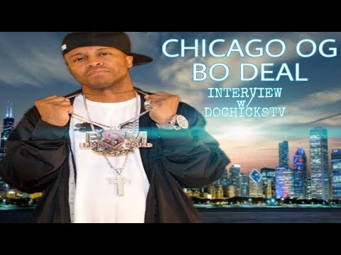 OG Bo Deal Interview Talks Chicago Lack Of Structure, Social Media Effects On The Hood + More