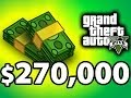 Fastest Way to Make Money - GTA 5 Tips and Tricks, $270,000 / Hour Racing Method