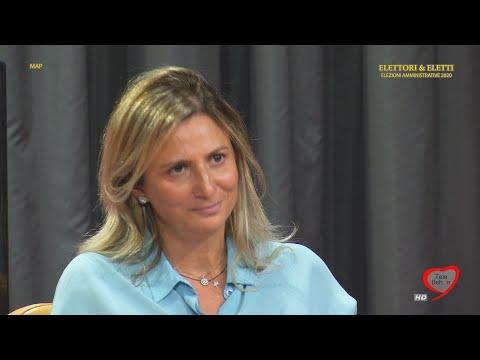 """Elettori & Eletti 2020: Mariangela Matera, candidata al consiglio regionale """"Fratelli D'Italia"""""""