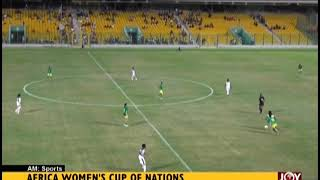 Africa Women's Cup Of Nations - AM Sports on JoyNews (12-11-18)