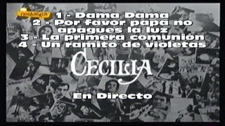Cecilia En Directo - 3 Programa 3 - 1974 TVE HD