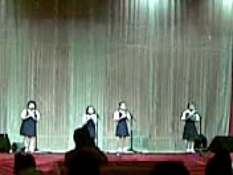 SJK (C) Lai Chee Poetry Performance (MALAYSIA)