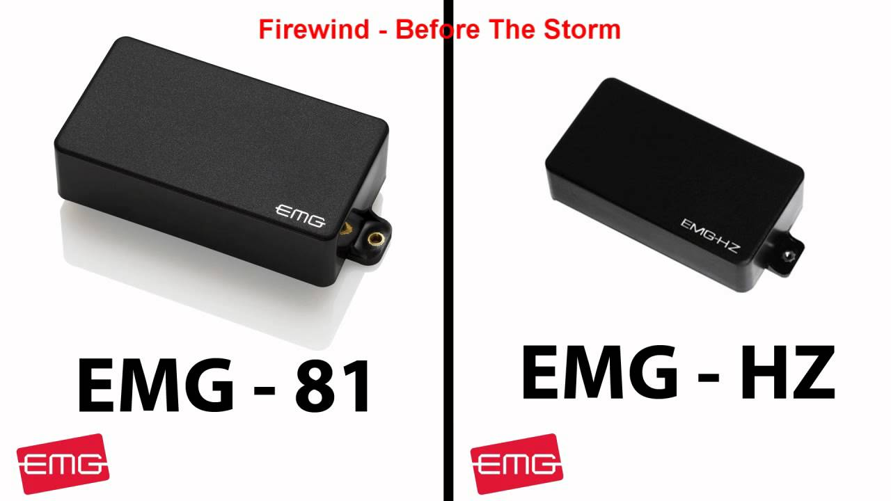 EMG 81 vs EMG HZ H A Emg Pickup Wiring Diagrams on