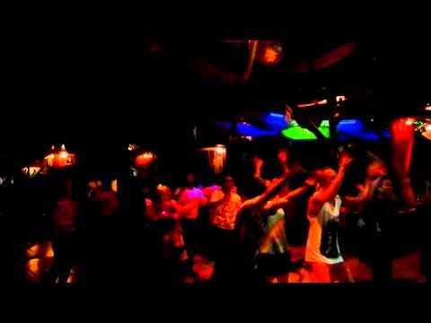 Bali Holiday song at Legend Bar, Legian, Bali