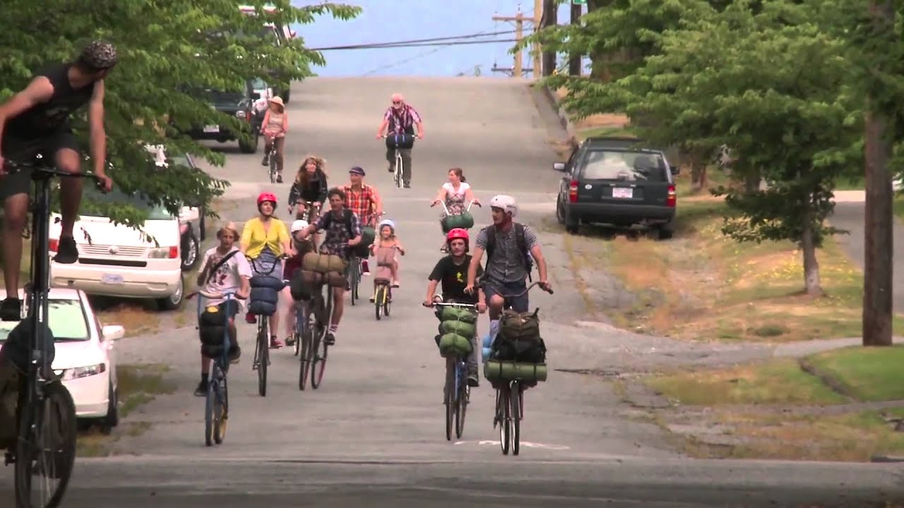 Bicycle Film Festival Compilation 2014