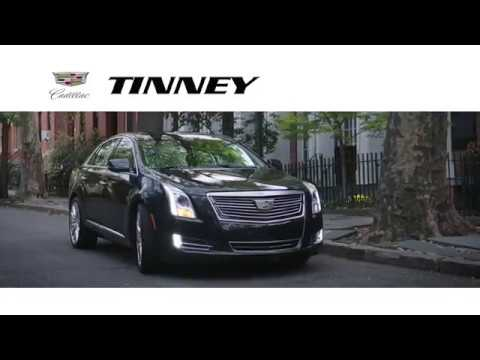 2017 Cadillac Escalade and Cadillac XTS Offers by Tinney Automotive