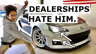 BRZ Hack they don't want you to know!