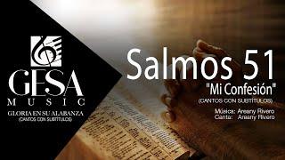 "Gambar cover GESA - Salmo 51 ""Mi Confesión"""