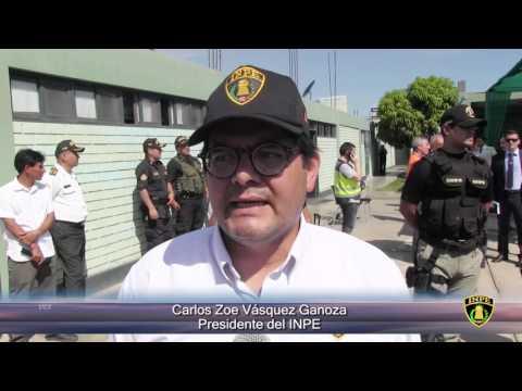 INPE traslada 30 internos extranjeros para que cumplan su pena en España