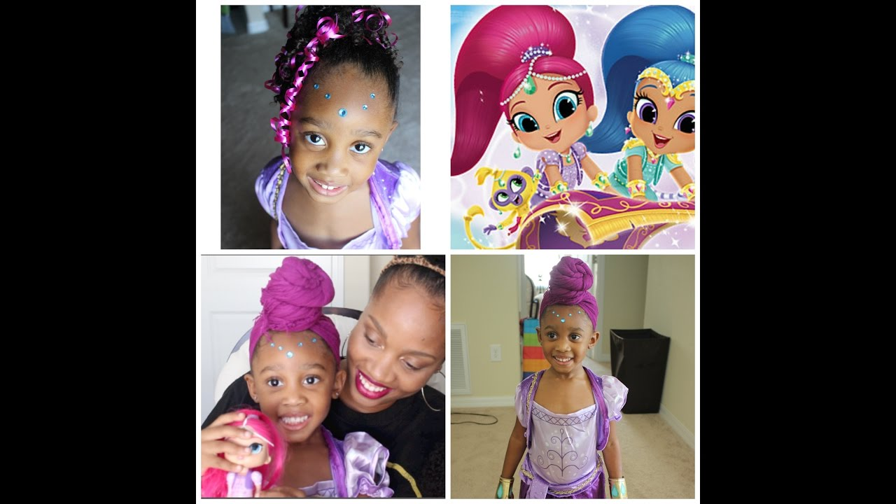 shimmer and shine dress up halloween costume look
