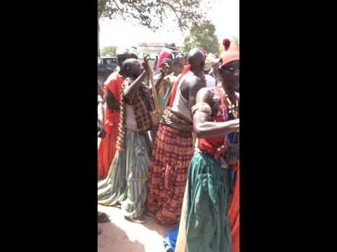 jola dance in Gambia
