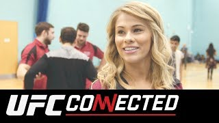 UFC Connected: Episode 3 - Fight Night London, Leon Edwards, Paige VanZant