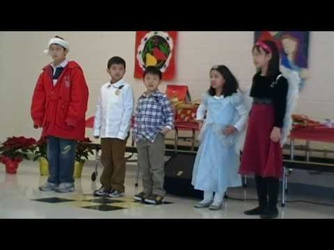 Kuang Chi Chinese School Christmas performances