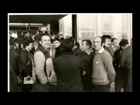 Film o strajku w stanie wojennym w Zakladach Azotowych Pulawy cz I
