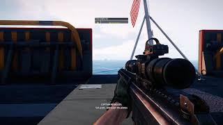 Sniper at Sea -  Short ArmA 3 Mission
