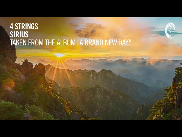 4 STRINGS - Sirius (Taken from The Album - A BRAND NEW DAY)
