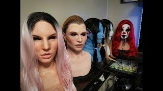 CreaFX/CFX Female disguise switch -BF Prank- Masking/Unmasking