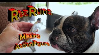 "Spring Update - RezRuns in ""Missing in Action Figure"""