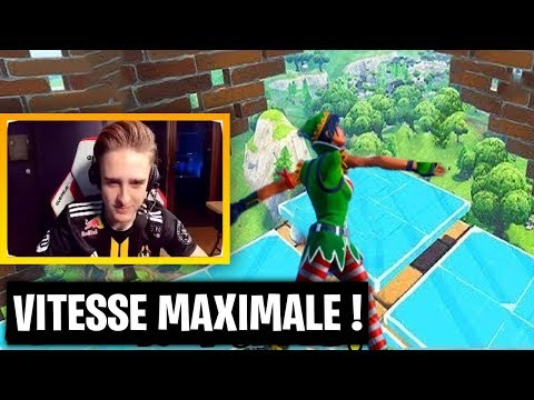 TEEQZY MONTRE SA VITESSE DE CONSTRUCTION, C'EST FOU 😮 - Fortnite Meilleurs Moments Ep.98