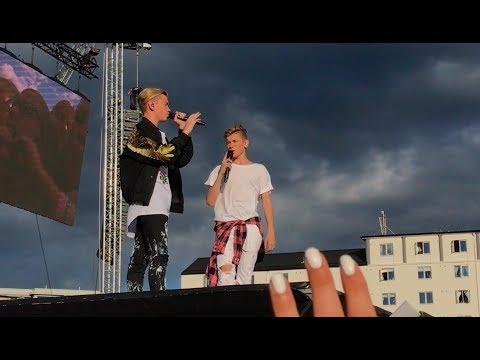 Marcus & Martinus- Without you (Voldsløkka, Oslo)