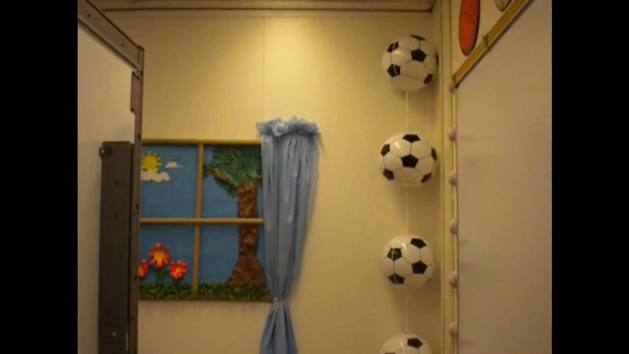 How to decorate your classroom for back to school youtube for How to decorate
