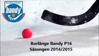 Borlänge Bandy P16